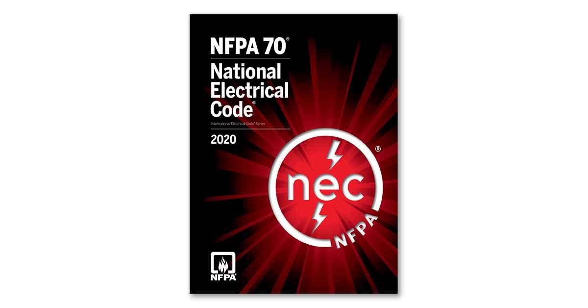 NEC cover